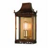 Elstead REGENTS PARK BR Brass Outdoor Lantern